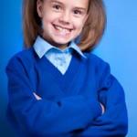OSHC Girl Smiling